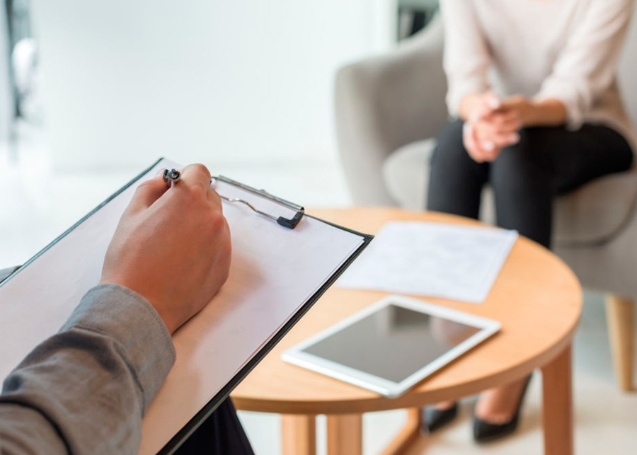 A atuação do psicólogo em clínica de reabilitação